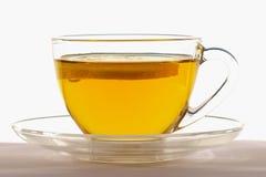 Cup of tea. Green tea - healthy beverage Stock Image