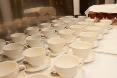 Cup for tea ceremony Stock Images