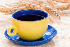 Cup of tea or coffee Stock Photography