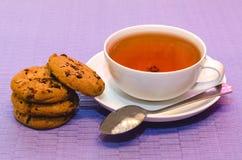 Cup of tea. Royalty Free Stock Photos