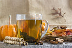 Cup of tea. Royalty Free Stock Images