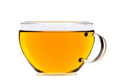 Cup of tea, green chinese gunpowder tea Royalty Free Stock Photography