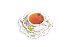 Cup of Tea at HIgh Tea Stock Photography
