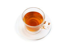 Cup of tea isolated Royalty Free Stock Image