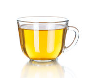 Cup of tea isolated Stock Photo