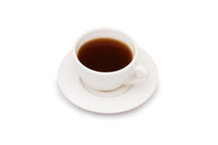 Cup of tea isolated Royalty Free Stock Photography