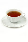 Cup of tea isolated on white. Background Royalty Free Stock Photography