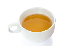 A cup of tea isolated Royalty Free Stock Photos
