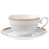 Cup for tea isolated. On white background Stock Images