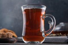 Cup of tea macro still life Royalty Free Stock Image