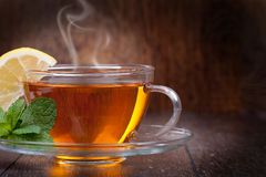 Cup of tea Royalty Free Stock Photos