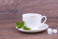 Cup tea Stock Images