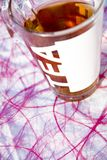 A cup of tea. Reading Tea Stock Images