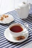 Cup with tea Stock Photos