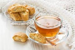 Cup tea Stock Photos
