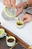 Cup of tea Stock Photos