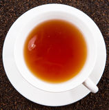 A Cup Of Tea VII Royalty Free Stock Photography