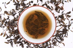 A cup of tea Royalty Free Stock Image