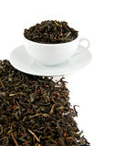 Cup with tea Royalty Free Stock Images