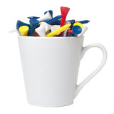 Cup of tee Stock Photography