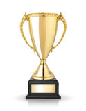 Cup trophy Royalty Free Stock Photos