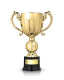 Cup trophy Royalty Free Stock Photo