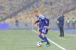 Cup of Ukraine: FC Dynamo Kyiv v Zorya Luhansk in Kiev Stock Photos