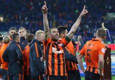Cup of Ukraine Final. Shakhtar v Dynamo Kyiv Royalty Free Stock Photo