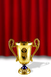 Cup of victory Royalty Free Stock Images