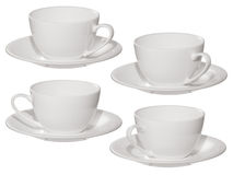 Cup, views from the different parties Stock Image
