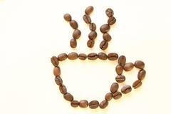 Cup vom Kaffee Stockfotos