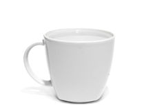 Cup of water Royalty Free Stock Photos