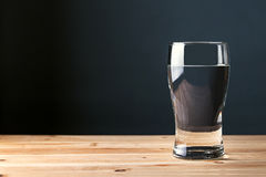 Cup of water Stock Photography