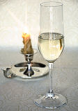 The cup of wine Royalty Free Stock Photography
