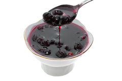 Free Cup With Jam Stock Photo - 11652690