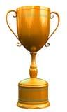 cup złoto Zdjęcie Stock
