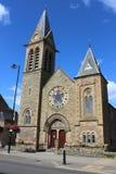 Cupar kościół baptystów, Bonnygate, Cupar, piszczałka Zdjęcie Royalty Free