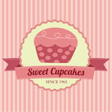 Cupbakes Royalty Free Stock Image