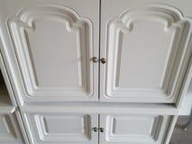 Cupboard doors Royalty Free Stock Images