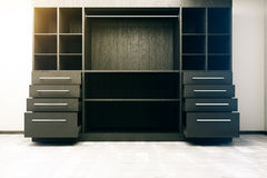 Cupboard drawers Royalty Free Stock Photos