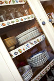 Cupboard Royalty Free Stock Photography
