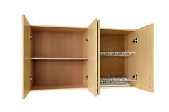 Cupboards Royalty Free Stock Photography