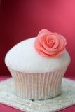 cupcake αυξήθηκε στοκ φωτογραφία