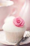 cupcake αυξήθηκε στοκ φωτογραφία με δικαίωμα ελεύθερης χρήσης