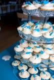 cupcake γάμος στοκ φωτογραφία με δικαίωμα ελεύθερης χρήσης