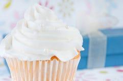 cupcake γαστρονομικός Στοκ εικόνα με δικαίωμα ελεύθερης χρήσης