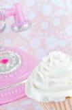 cupcake γαστρονομικός Στοκ Εικόνες