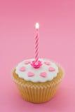 cupcake ενιαίος Στοκ Εικόνες