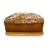 Cupcake που ξεσκονίζεται με την κονιοποιημένη ζάχαρη Στοκ εικόνα με δικαίωμα ελεύθερης χρήσης