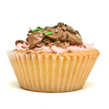 cupcake σπιτικός Στοκ φωτογραφία με δικαίωμα ελεύθερης χρήσης
